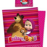 Máša a medveď 098